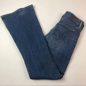 AG Farrah 70s Bell Bottom Jeans 29x34